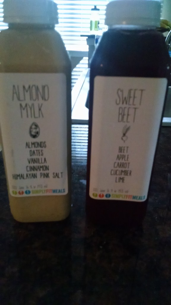 Simply Fit Meals Juices - Dallas Fitness Ambassador