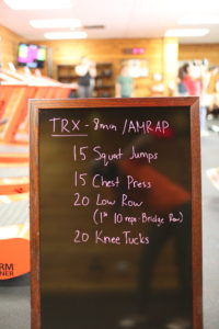 strong fitness dallas trx workout