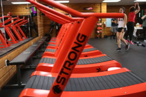 strong fitness dallas treadmills